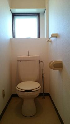 【トイレ】ドミールシャンテ