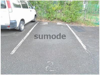 【駐車場】ルミナールA棟