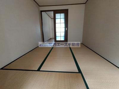 【寝室】菊山文化
