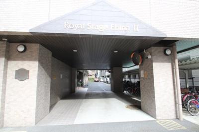 【エントランス】ロイヤルステージ海老名Ⅲ9階 2SDKリフォーム済みマンション【仲介手数料無料】