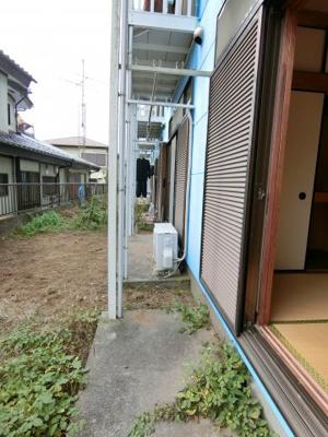【庭】スカイハイツ