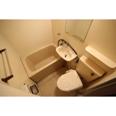 【浴室】メゾン浅間