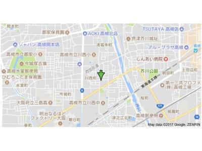 【地図】相互マンション
