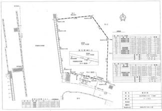 【土地図】松山市 祝谷 売土地 44.87坪