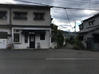 【前面道路含む現地写真】松山市 祝谷 売土地 44.87坪