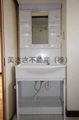 【独立洗面台】コーポ恵
