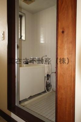 【浴室】コーポ恵