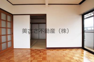 【洋室】コーポ恵