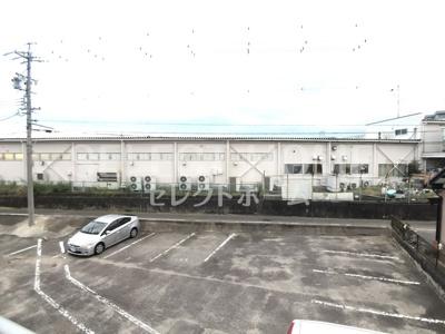【駐車場】メゾン西大平
