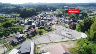 【周辺】伊集院町徳重 5区画宅地分譲 残1区画
