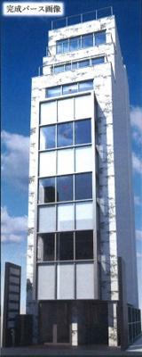 【外観】六本木三丁目新築ビル