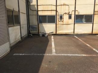駐輪場スペース2台付き