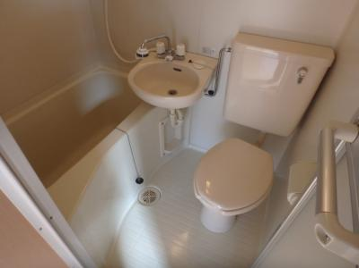 【浴室】サンハイツ梶ヶ谷