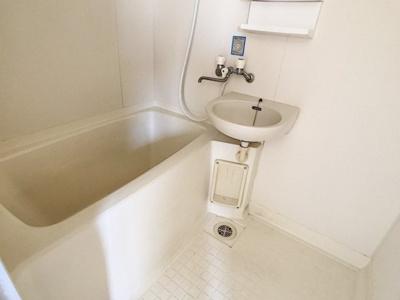 【浴室】KIハイツB