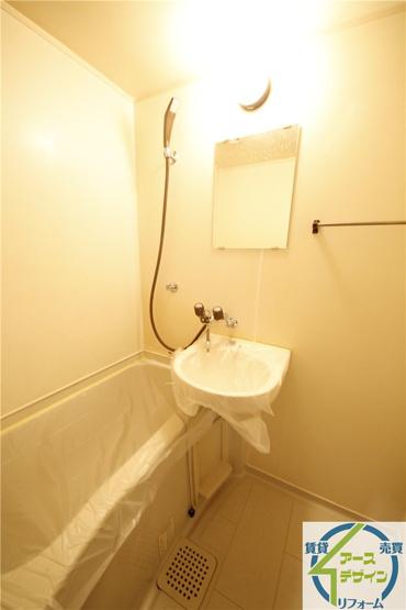【浴室】ボンジュール西明石