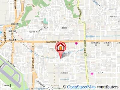 【地図】アネックス・I