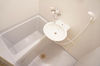 【浴室】ヴェローノ心斎橋東