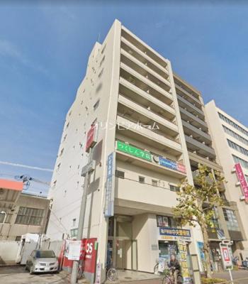 【外観】亀戸サマリヤ 6階 角 部屋 リ ノベーション済
