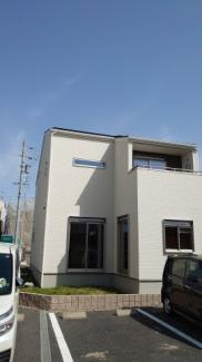 【外観】55474 岐阜市鏡島新築戸建て