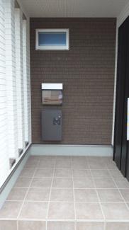 【玄関】55474 岐阜市鏡島新築戸建て