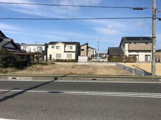 【外観】グリーンパーク行畑 2号地 売土地