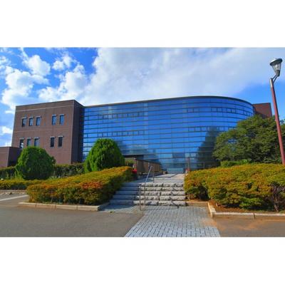 図書館「松本市中央図書館まで1337m」