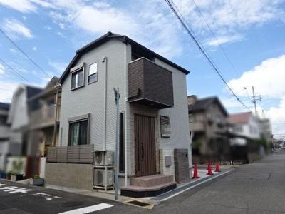 【外観】垂水区福田1丁目 戸建住宅