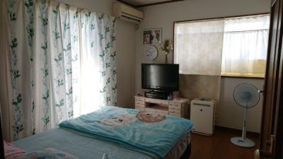 【寝室】つくばみらい市下平柳 中古住宅