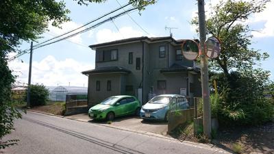 【駐車場】つくばみらい市下平柳 中古住宅