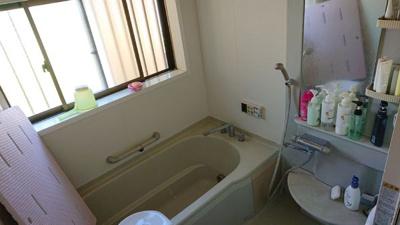 【浴室】つくばみらい市下平柳 中古住宅