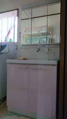 【独立洗面台】つくばみらい市下平柳 中古住宅