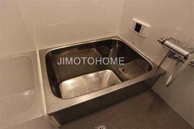 【浴室】南市岡3丁目テラスハウス