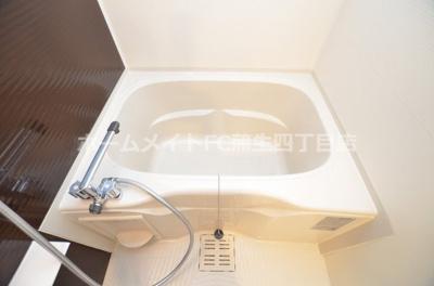 【浴室】ワールドアイ京橋NORD