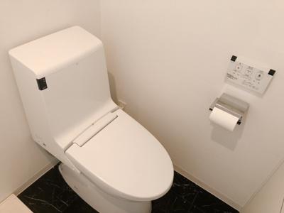 【トイレ】ステージファースト駒沢