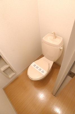 【トイレ】サンモール牛久