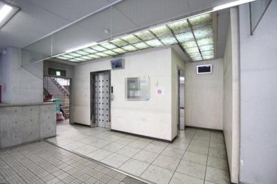 【エントランス】シティビル神戸