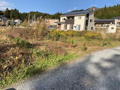 【外観】陸前高田市小友町字中西・売地B