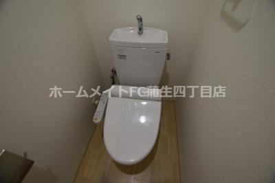 【トイレ】ドゥージエム京橋