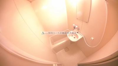【浴室】レオパレスルナⅠ