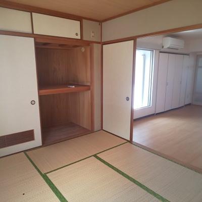 【和室】シャトレ―大磯 302