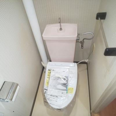 【トイレ】シャトレ―大磯 302