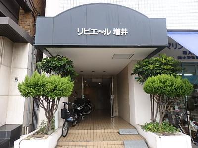 【エントランス】リビエール増井