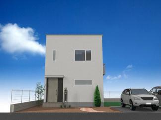 グランファミーロ金田東3 新築一戸建てcubestyleのデザイン住宅。VR内見可能。ジブンハウスで検索!Aシリーズを選択して内見下さい。