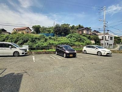 【駐車場】コーポNAGANOⅡ