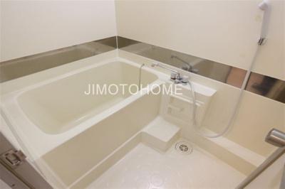 【浴室】メゾン・ド・ハピネス