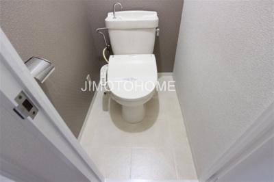 【トイレ】メゾン・ド・ハピネス
