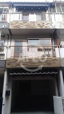 大阪市西成区天下茶屋東戸建 外観