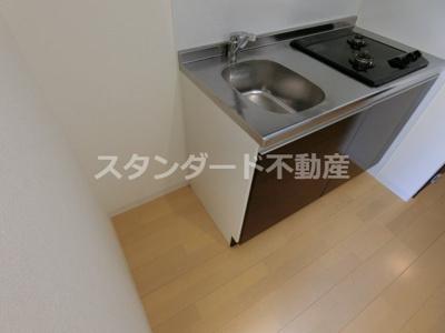 【キッチン】リエトコート福島