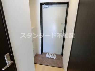 【玄関】リエトコート福島