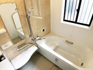 【浴室】近江八幡市鷹飼町東2丁目 中古戸建